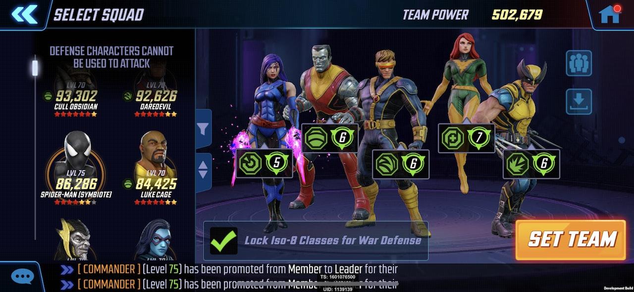 Alliancewariso 8